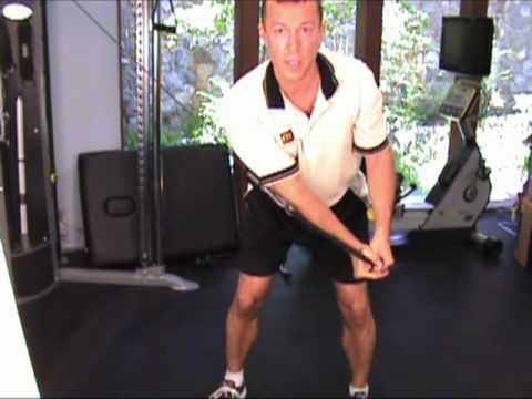 Upper Body Stretches to Improve Your Golf Swing