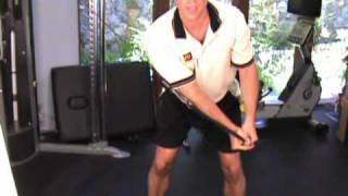Improve Your Golf Swing | Separation Exercise - Upper Body #1