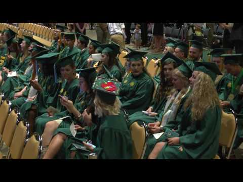 USF 2017 Spring Commencement Convocation
