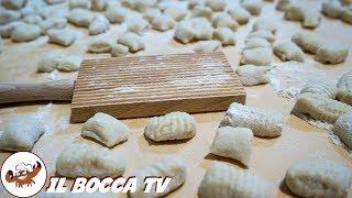 545 - Gnocchi fatti in casa...la cucina è stata invasa! (come fare gli gnocchi di patate o topini)