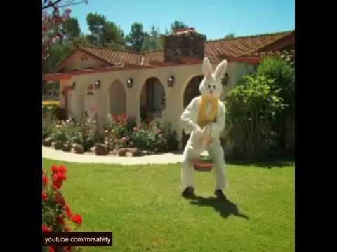 Bipolar Easter Bunny by MrSafety