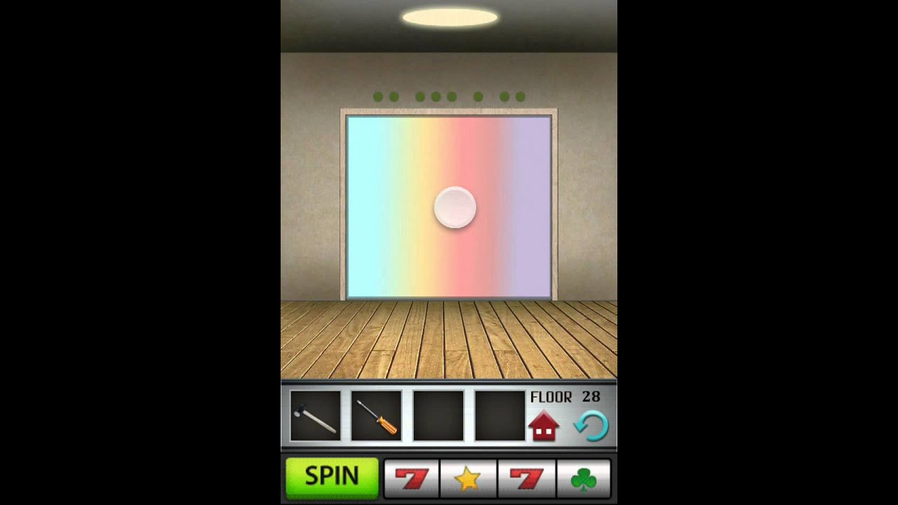 Floor 28 100 floors game walkthrough level solution for 100 floors 17th floor answer