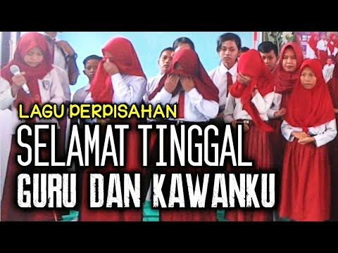 Lagu Perpisahan Sekolah Yang Bikin Sedih Dan Baper [Video Dan Teks]