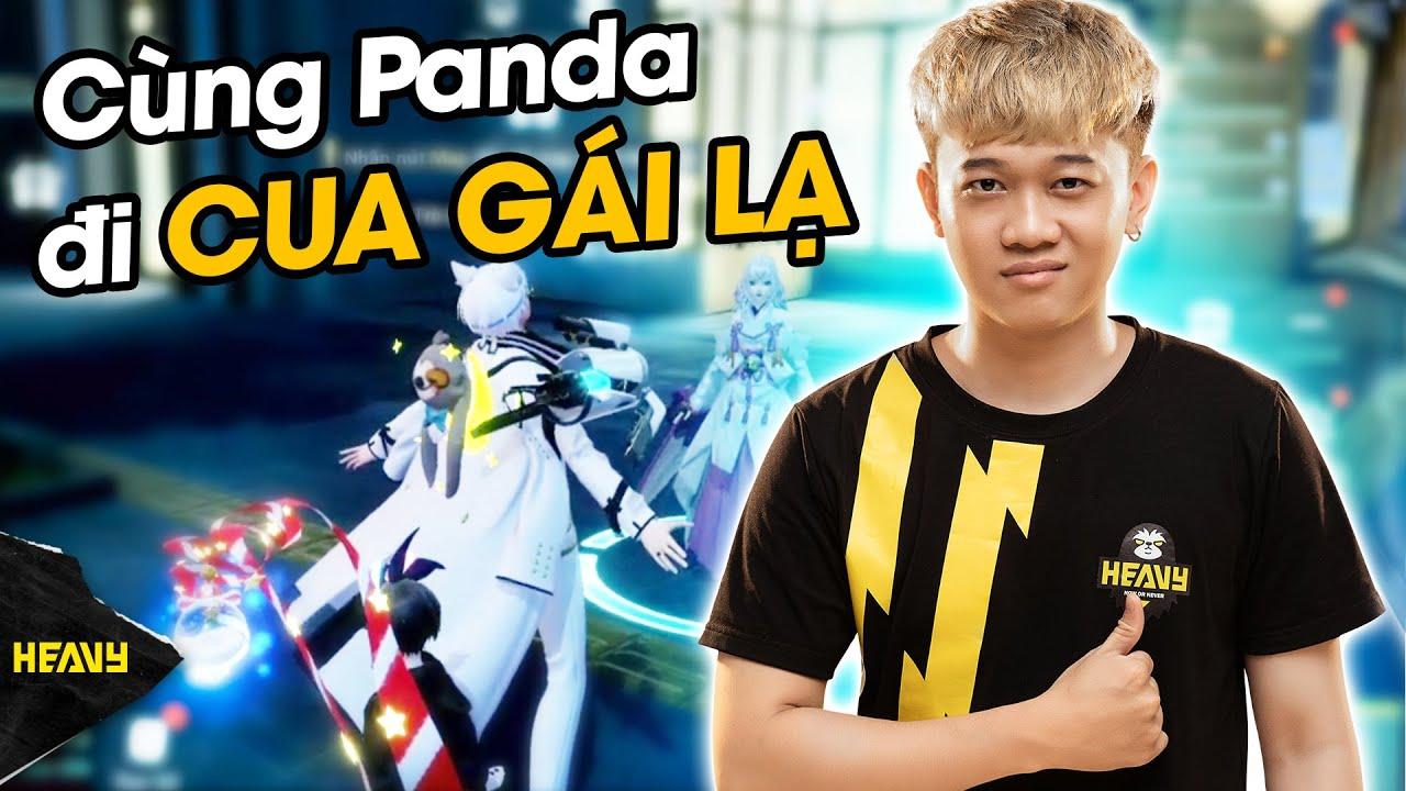 Bắt Quả Tang Phú Rủ Panda Hẹn Hò Với Gái Lạ, AS Đòi Công Bằng Cho Na    HEAVY PHÚ ĐẠI