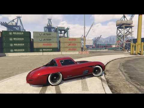 гта5 онлайн редкие машины