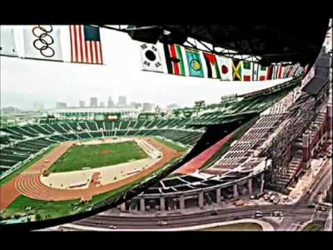 Centennial Olympic Stadium History - YouTube