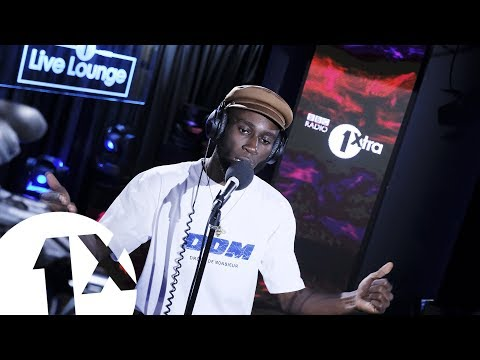 Kojey Radical Energy (Skepta & WizKid cover) in the 1Xtra Live Lounge
