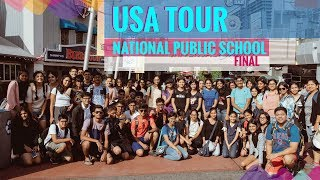Gambar cover National Public School Visits The USA - 2018 | The Modern Classroom