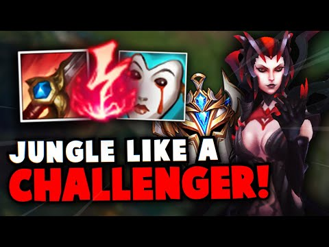 HOW TO COMPLETELY TAKE OVER THE GAME FROM LEVEL 1 | Challenger Elise - League of Legends