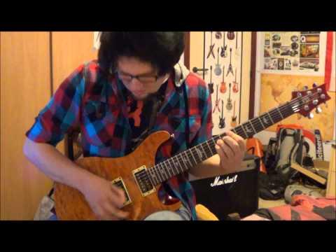 DJ Fresh ft. Professor Green & The Fray - Forever More (Guitar Cover) [HD]