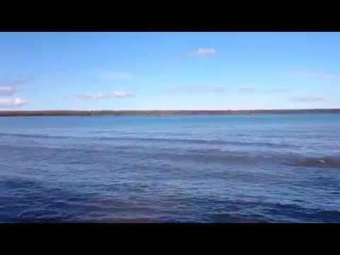 Madeline Island Beach