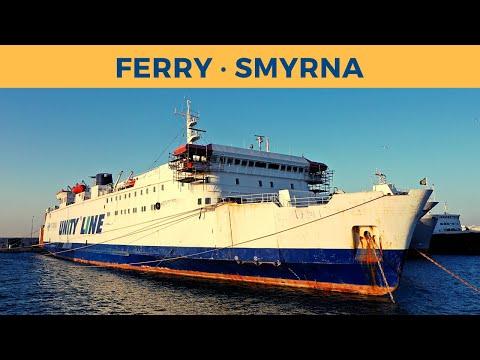 Ferry SMYRNA, Drapetsona (Levante Ferries)