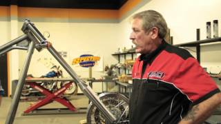PSI - V Twin Bike Building Program - Motorcycle Technician School