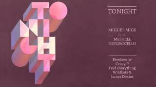 Miguel Migs 'Tonight feat. Meshell Ndegeocello (James Dexter Dub)'