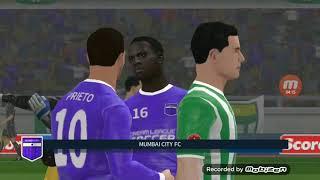 Mumbai City FC Vs Betis(from La Liga) highlights (4 - 0)