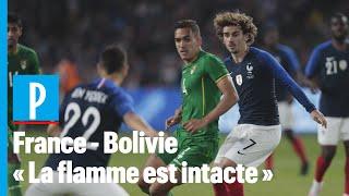 France - Bolivie : «L'équipe de France maintient la flamme intacte»