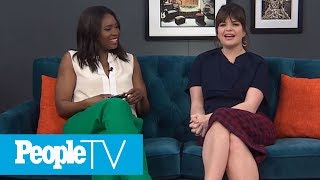 Casey Wilson's 'Marry Me' Proposal Was *Not* Based On Real Life | PeopleTV | Entertainment Weekly