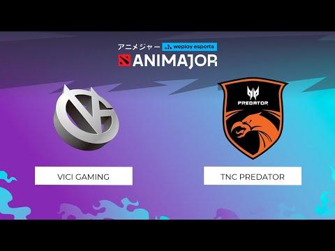 Vici Gaming vs TNC Predator | WePlay - AniMajor