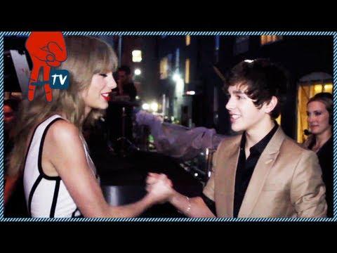 Austin Mahone - Mahomie Madness - Austin hangs w/ Taylor Swift, The Janoskians & the crew Ep 3