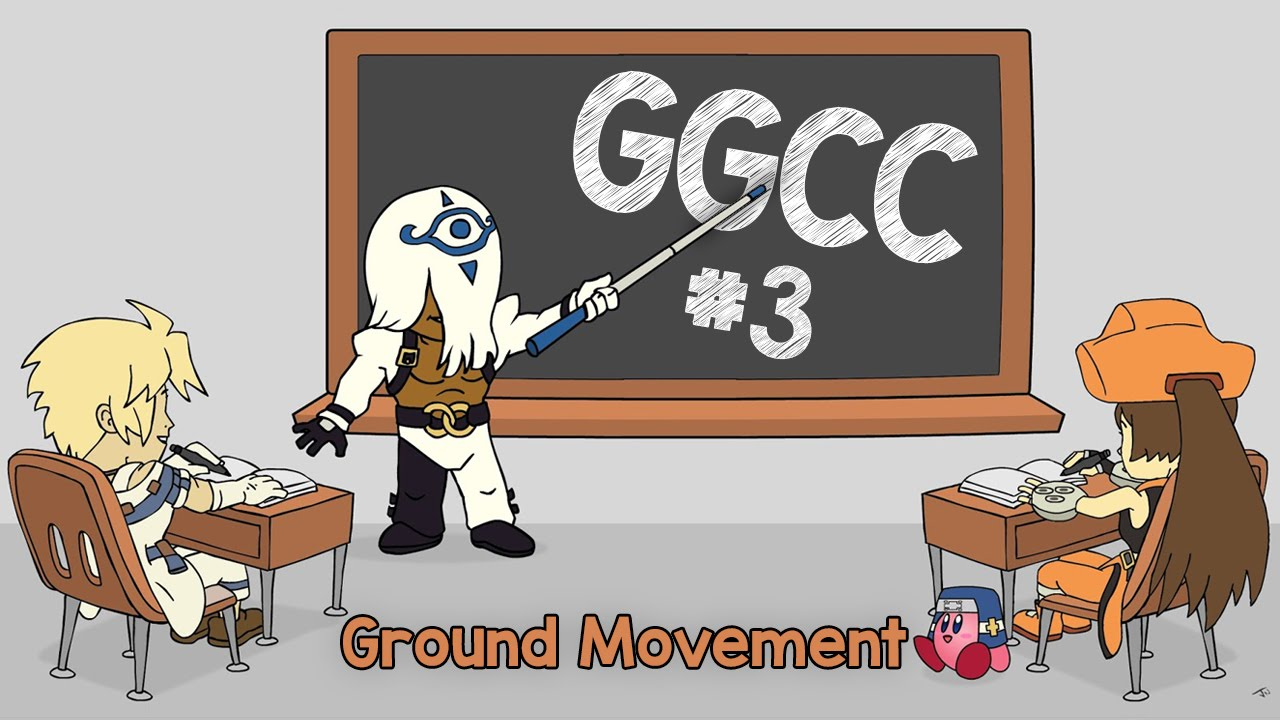Guilty Gear Crash Course ep.03: Ground Movement