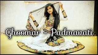 Padmavati : Ghoomar | Dipeeka Padukone | Aishwarya Bansode| Omkar Dalvi | YouCanDance
