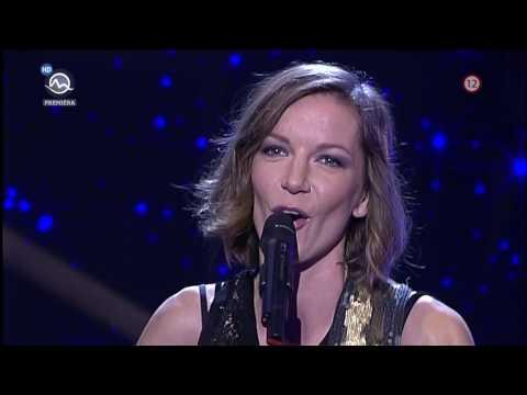 ZUZANA SMATANOVÁ - Tam Kde Sa Neumiera Chart Show - LIVE 2016