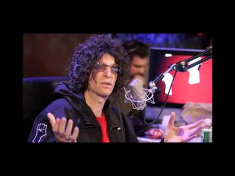 All Adam Carolla Howard Stern Show Appearances - Compilation