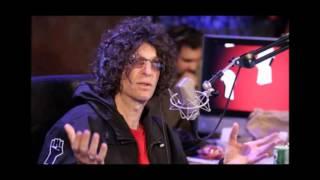 All Adam Carolla Howard Stern Show Appearances - Compilation