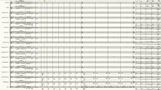 Blue Devils - Space Chords (Marching Band Arrangement)
