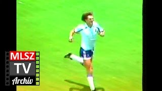 Magyarország-Franciaország | 0-3 | 1986. 06. 09 | MLSZ TV Archív