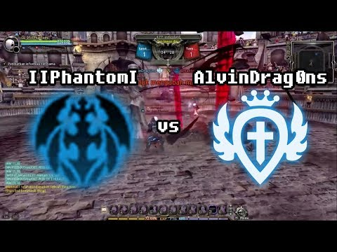 DN INA (95 lvl cap) PVP Showmatch: Arch Heretic (IIPhantomI)