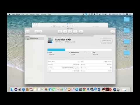 HOW TO CLEAN UP MACBOOK WITH FREE BUILT-IN DISK UTILITY