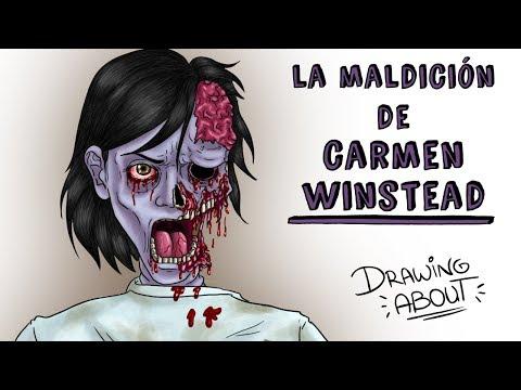LA MALDICIÓN DE CARMEN WINSTEAD | Draw My Life