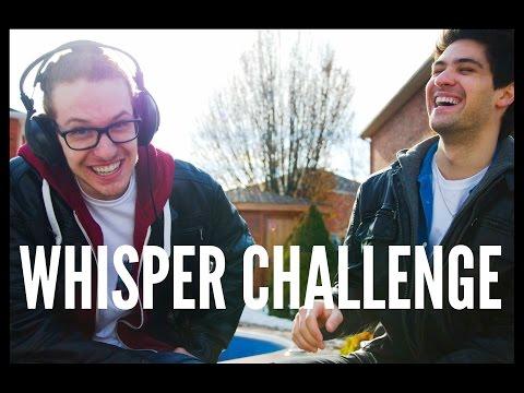 WHISPER CHALLENGE  THE MONASTERO TWINS