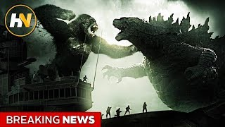 First Godzilla vs Kong Trailer Footage REVEALED At CCXP