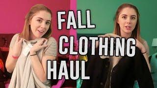 Fall 2016 Clothing Haul!! Brandy, Urban, Forever 21 +MORE //ExtraJill