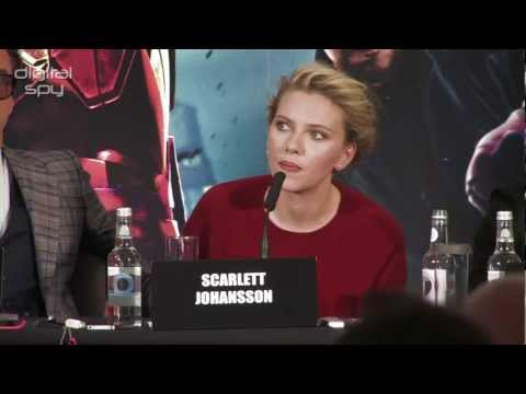 'The Avengers' Scarlett Johansson on Joss Whedon 'He's gender blind'