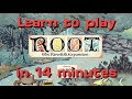 Learn to Play Root - The Riverfolk Expansion in 14 Minutes (with updated rules)