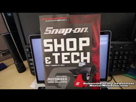 Snap On August flyer What Tools to Buy and Not Buy