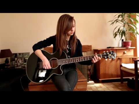 Led Zeppelin   Stairway to heaven cover by Chloé