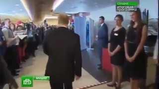 Путин прикалывается над Западом