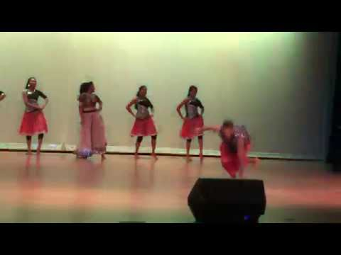 Second dance with Archana Actress 2014