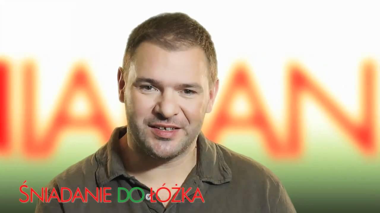 Tomek Karolak Zaprasza Na śniadanie Do łóżka