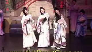 Three Little Maids - High Desert Opera The Mikado