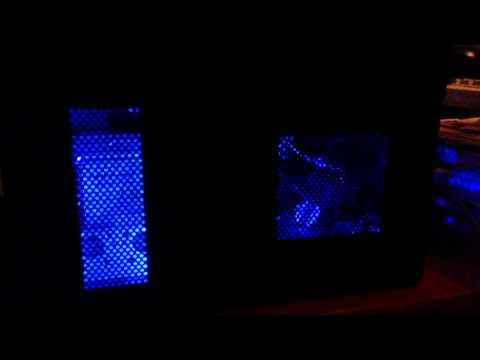 "Viewer Build Challenge Idea - Custom PC LED ""Strip"" - Demo (2/2)"