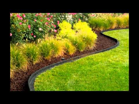 Popular Home Landscape edging