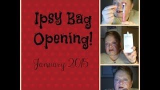 Ipsy Bag  - January 2015 Thumbnail