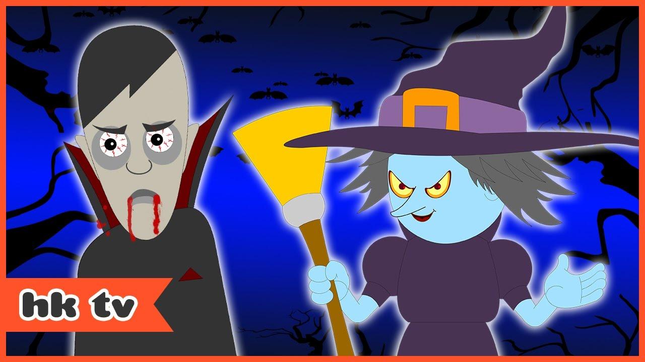halloween trick or treat halloween song happy halloween by hooplakidz tv youtube - Happy Halloween Cartoon Pics