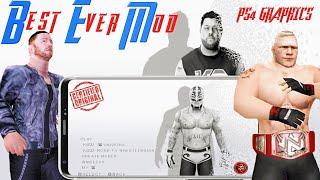 WWE 2K19 BEST PSP FOLDER/PATCH EVER FOR SVR 2011 || 786 GAMER TUBE