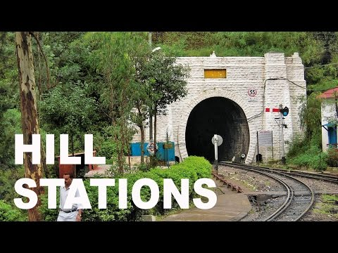 Top 80 Hill Stations of India [Part 8/8]. Tourist Attractions and Travel Destinations in India